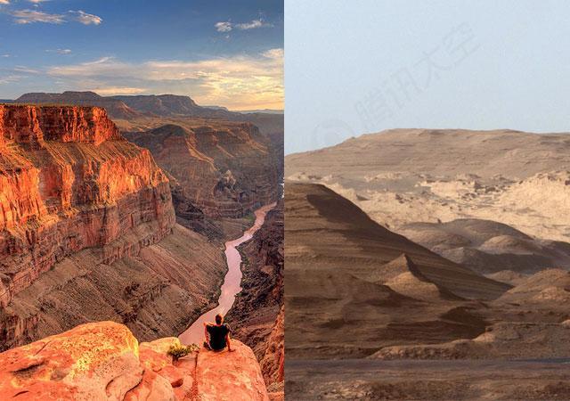 火星气候变化之谜:曾有过暴雨和温室效应