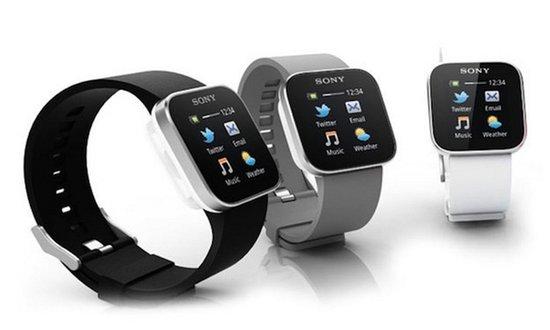 2014年全球智能手表出货量预计将达到500万只 高清图片