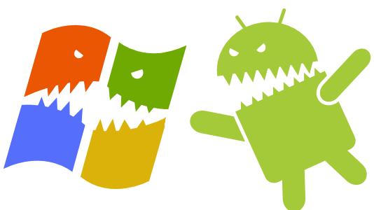 "微软""拨乱反正"":提前结束同Android甜蜜期"