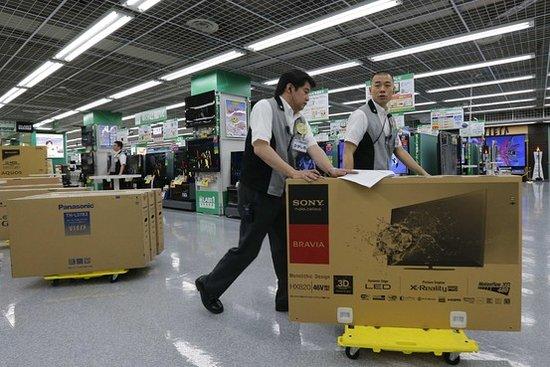 日消费电子制造商纷纷抛售资产 专注核心业务
