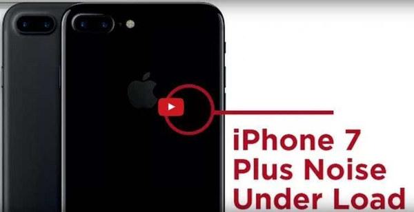 iPhone 7 Plus出现异响,苹果:具体原因需鉴定