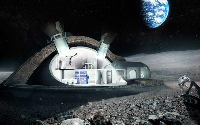 俄欧欲合建永久月球基地 专家:只有美俄有实力