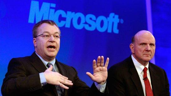 微软收购诺基亚手机业务交易电话会议实录