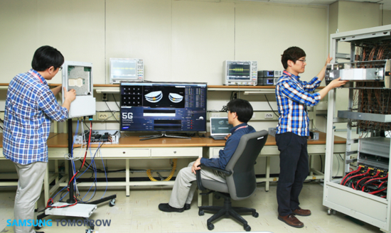 三星5G技术面临的挑战:终端硬件和网络瓶颈