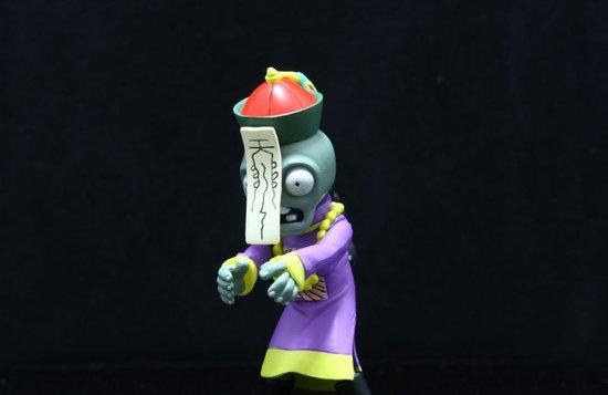 官方出品的《植物大战僵尸》玩偶