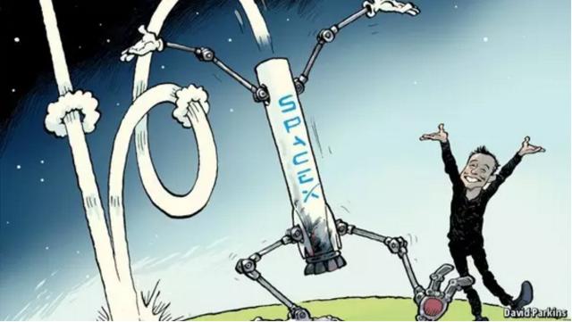 总说中国没有SpaceX 那么怪谁呢?