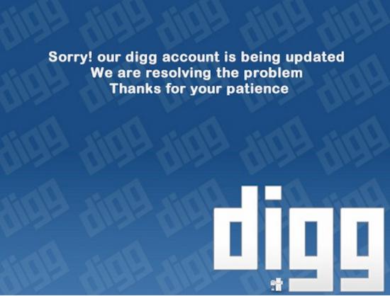 数字解析Digg兴衰史:愿意留任员工数为0