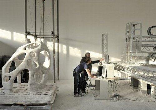 3D打印未来桌面工厂 创建三维实体打印(组图)