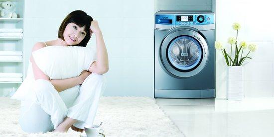 """海尔""""匀动力""""洗衣机堪称最佳助手"""