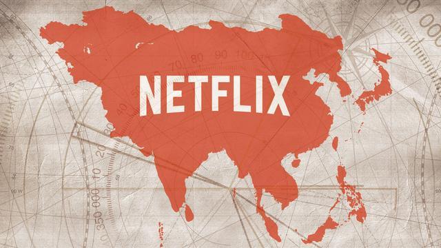 Netflix横扫了北美,却难以征服亚洲和中国