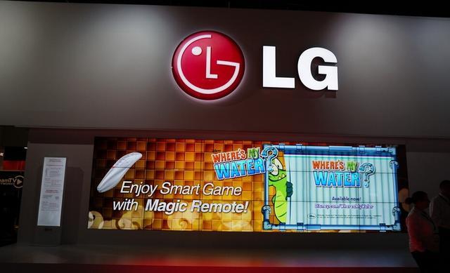 """三星和LG电子上演""""洗衣机互控战"""""""