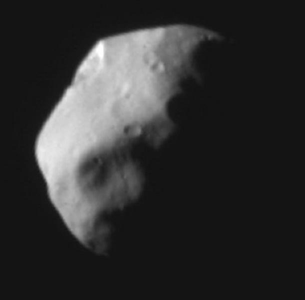 """""""新视野号""""探测器拍摄到最清晰冥卫二图像"""