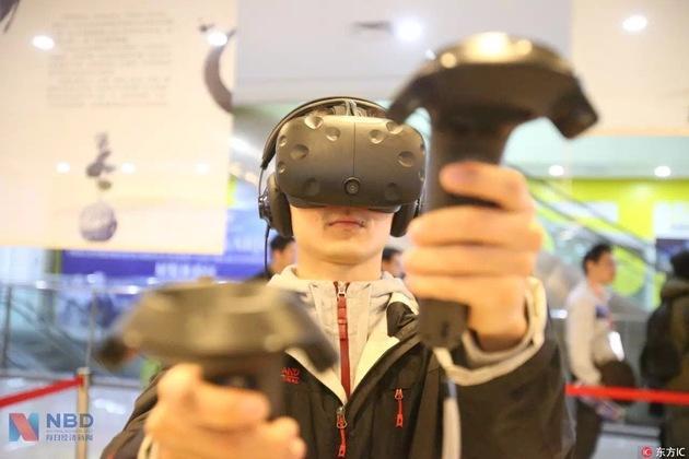 火热的VR行业立冬了?暴风魔镜陷入裁员风波