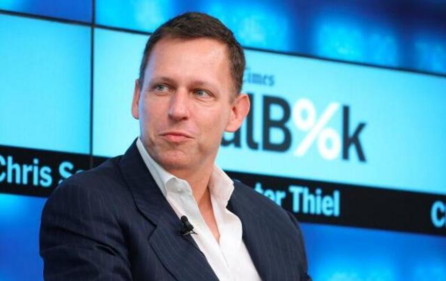 硅谷投资大师彼得-蒂尔:苹果时代已结束