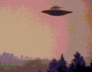 我国西汉已有飞碟记载 宋代外星人现身西安