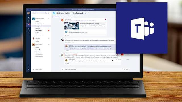 微软推出团队协作工具,挑战Slack 又一个以大欺小的故事
