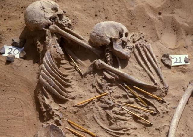 最新考古发现距今约一万年的种族冲突遗骸