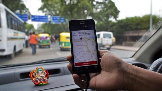 Uber为了印度费尽心机,现在起不装App也能打车