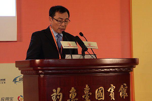 京东集团副总裁、国际业务部总经理石涛