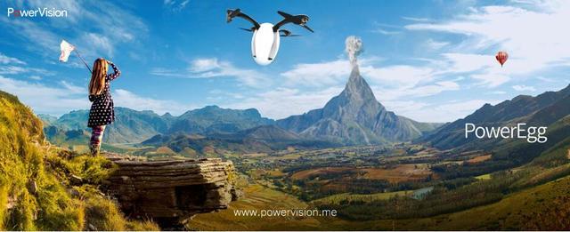 臻迪携飞行机器人进军消费级无人机市场