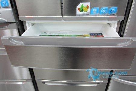 瓜果梨桃单独放 多门长久保鲜冰箱推荐