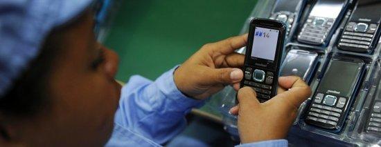 IDC:2013年全球智能手机出货量将超功能手机
