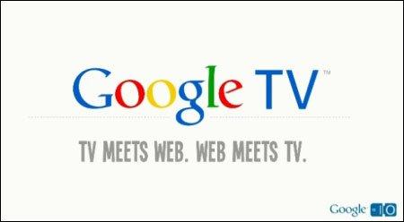 谷歌发布互联网电视:可收看一百万个频道