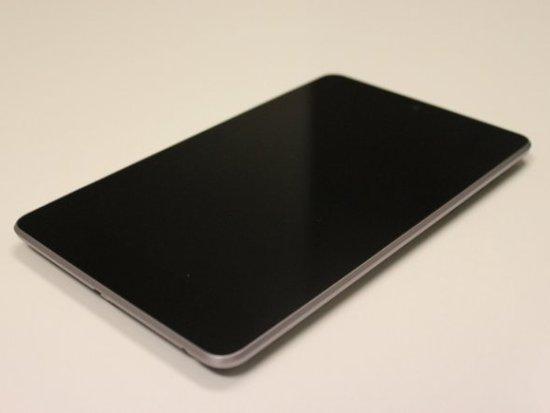 Nexus7评测:优于KindleFire 但缺乏应用支持