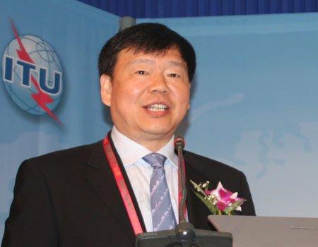 图文:工业和信息化部副部长娄勤俭