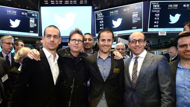 Twitter迎来首次解禁 员工可套现990万股