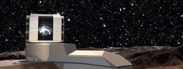 英国科学家利用计算机先进算法处理星系图像