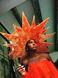 古巴环保时装秀