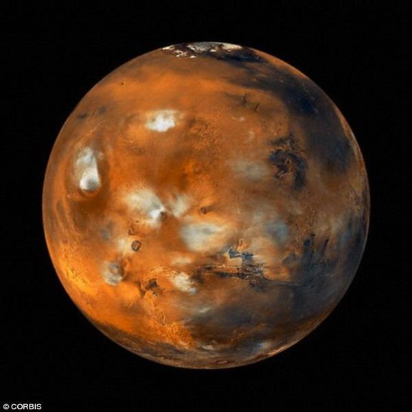 火星发现生命!黏土矿物质由产甲烷菌制造