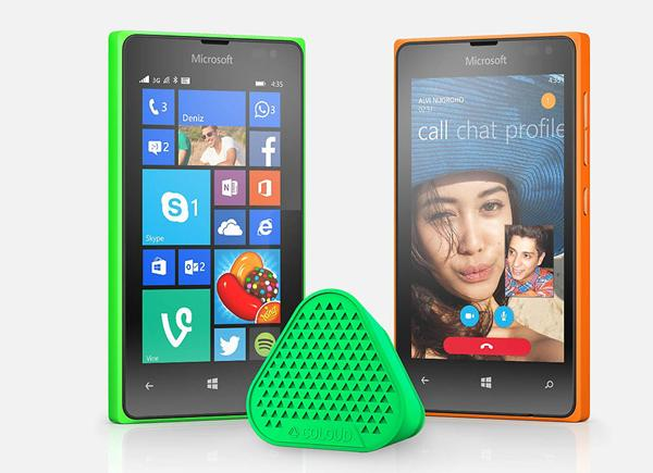 微软Lumia 532和Lumia 435 廉价Windows手机抢市场