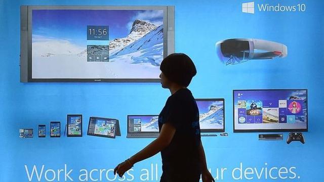 中国用户对win 10 的升级推送有抵触情绪