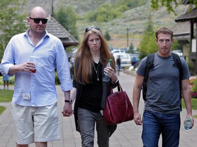 扎克伯格差点以10亿美元贱卖Facebook