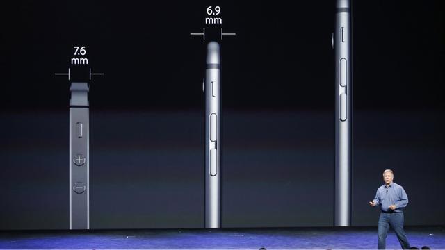 苹果计划年底前售出8000万部iPhone 6