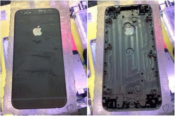 苹果iPhone 6量产订单翻倍 黑色版亮相