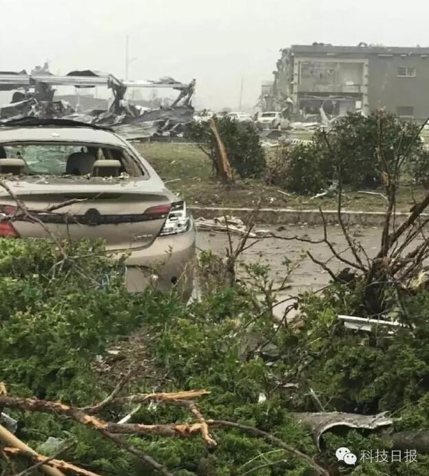 江苏致78死的龙卷风究为何这么强?遇到应如何逃生?