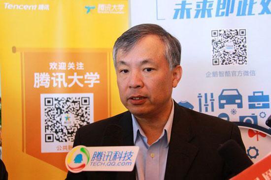专访陈宏:AI和机器人会是2016年投资热点