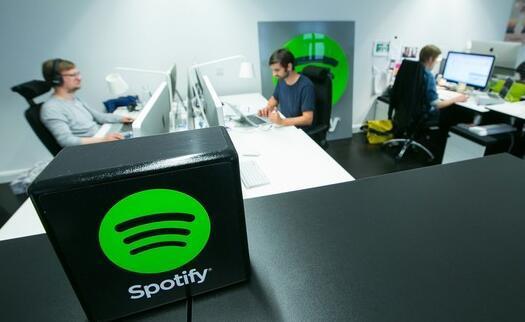 Spotify欲收购SoundCloud 抱团对抗苹果和亚马逊