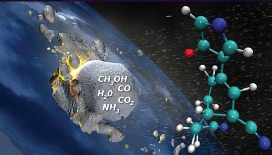星际空间发现碳基分子 生命或起源于太空