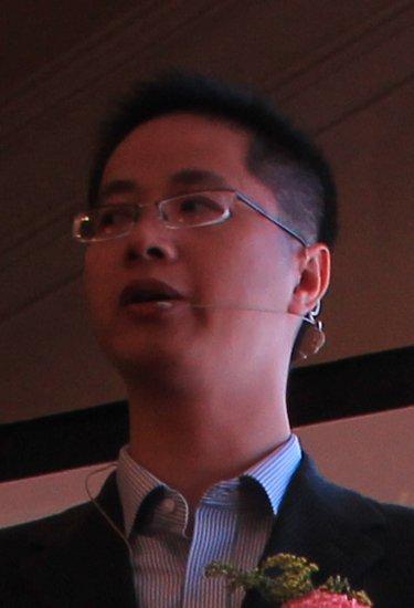 老K游戏CEO 黄剑