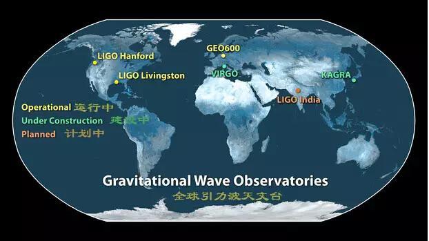 引力波 带人类倾听星辰大海之声