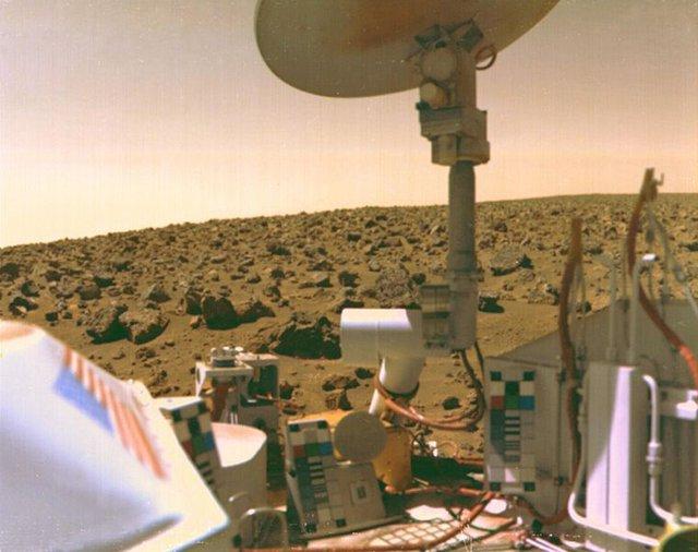 美国宇航局40年前或已发现火星微生物