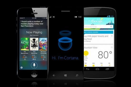 苹果谷歌微软谁的语音助手最强?Cortana更完美