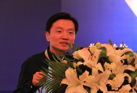 图文:杭州安恒信息技术公司总裁范渊演讲