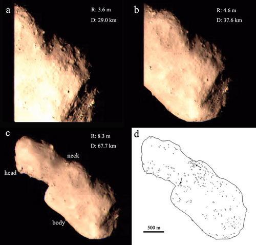中国对图塔蒂斯小行星研究又获重要进展