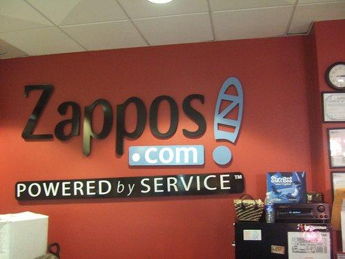 Zappos:通过物流提振销量的五个秘诀