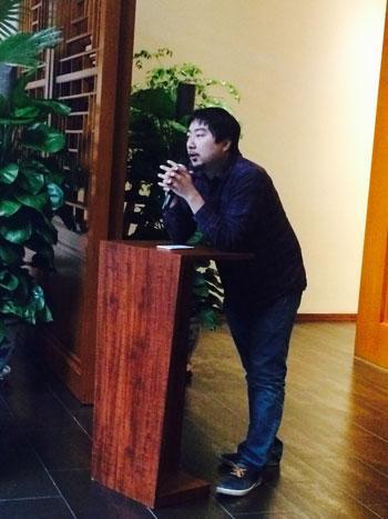 腾讯科技首届自媒体沙龙举办 激励措施齐亮相
